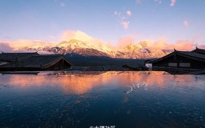 雪线之上 行走丽江 — On the snow line