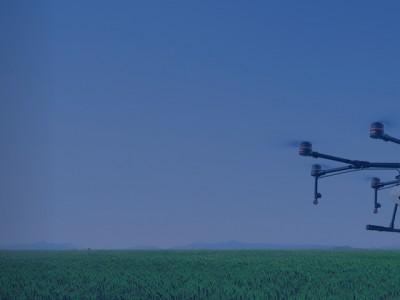 农业 用航拍数据提升作物产量